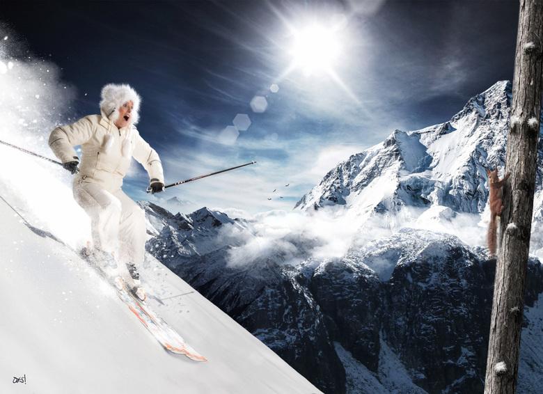 """Skiën weee   - Heerlijk weekend gehad met kennissen van ons in winterberg bracht me gelijk op dit idee <img  src=""""/images/smileys/smile.png""""/><br />"""