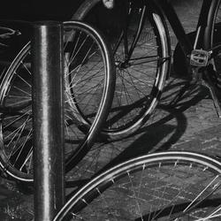 battle between bicycles