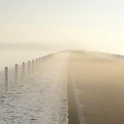 ...de mist in