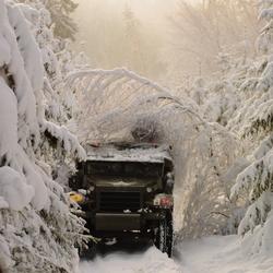 Heerlijk die sneeuw