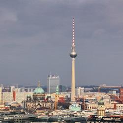Berlijn - Fernsehturm
