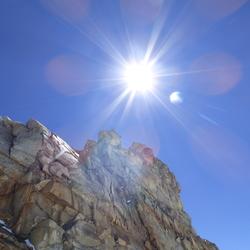 Mountain flare