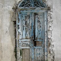 Een ouwe deur