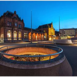 Groningen, Hoofdstation en stadsbalkon (1)