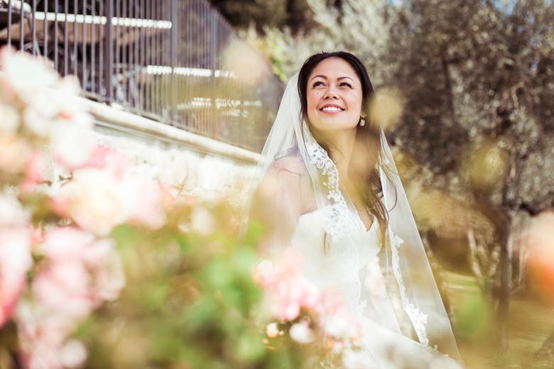 Gorgeous bride  - Trouwreportage in het mooie toscane