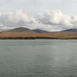 Coal Ila, Sound of Islay (Panorama)