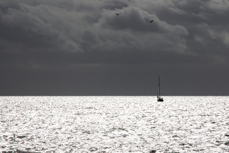 IJsselmeer 21 sept -