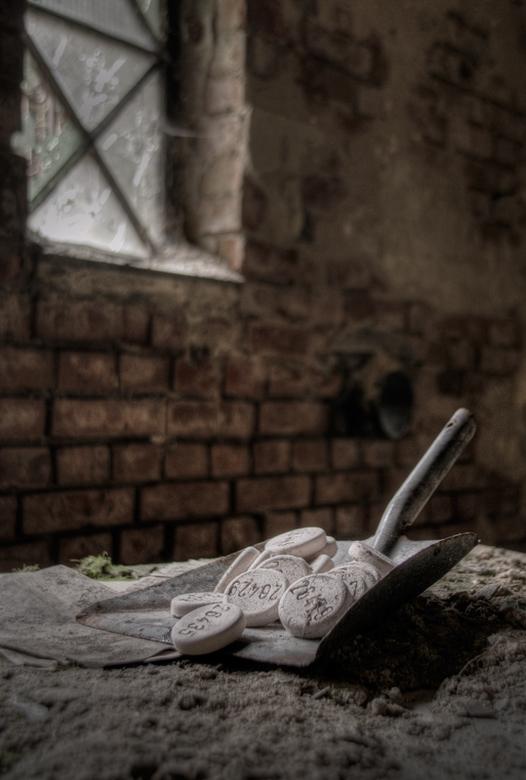 Krematorium 3 - Bedankt voor de reacties op mijn vorige foto!<br /> <br /> Verlaten crematorium ergens in Duitsland.