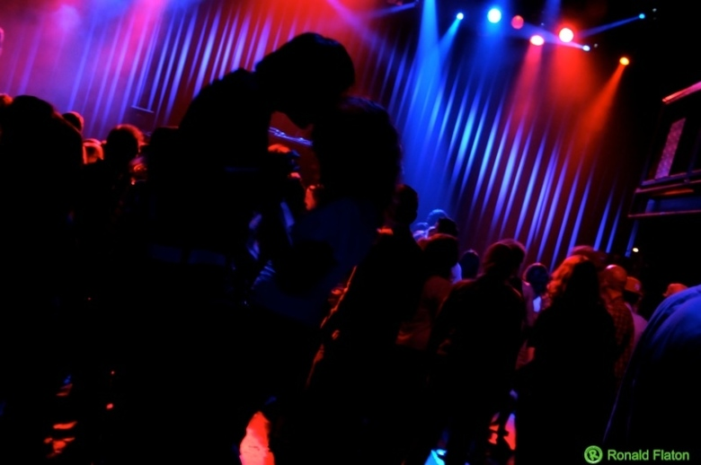 2 lovers at the dance floor -