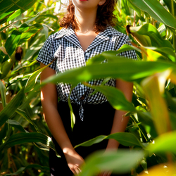Mais veld