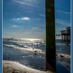 Strandscene