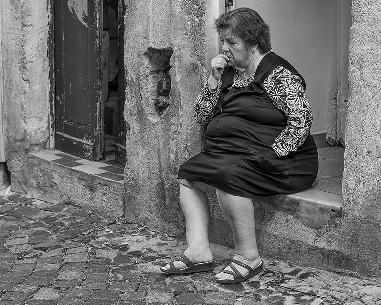 Alfama Lissabon -