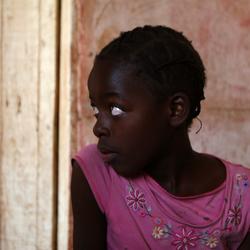 Girl, Lusaka