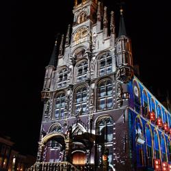 Stadhuis gouda kerst