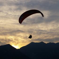 Paragliding Monte Baldo