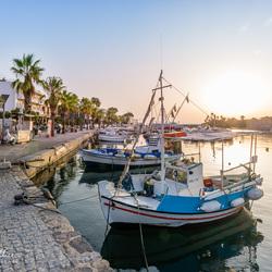 Kos haven, Griekeland