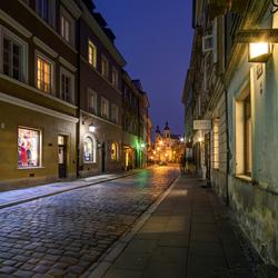 Warschau - Rynek Nowego Miasta