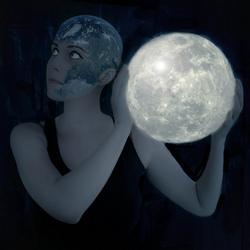 The Moon's Never Ending Journey