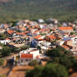 Greek mini Town