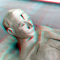 Hans van der Ham in Zic Zerp Rotterdam 3D