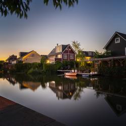Zomeravond in Rosmalen