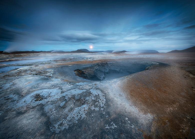 Iceland - Tijdens de ijsland fototour van 2017