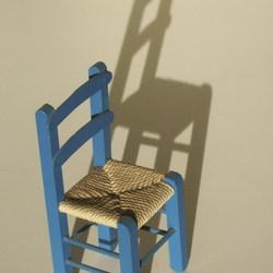 'Zonnige stoel'