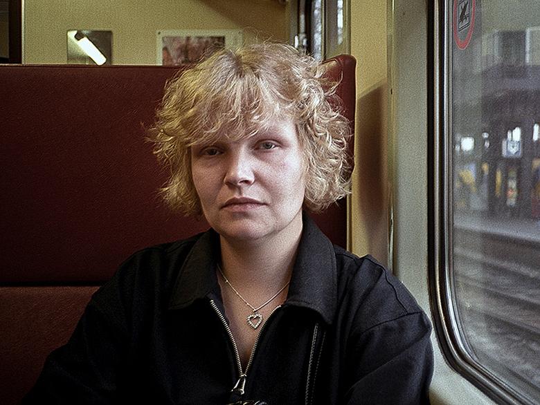 MARY in de trein -