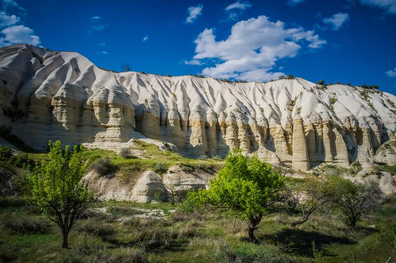 Cappadocia Pigeon Valley - Deze foto is gemaakt in de Duiven Vallei in Cappadocia in Turkije. Een prachtig gebied om te wandelen en... te fotograferen