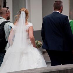 Fotograaf & bruidspaar in Brugge