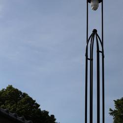 Haagse Berlagekerk - detail verlichting