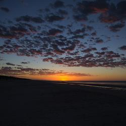 Eighty Mile Beach sunset
