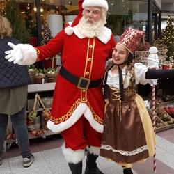 Kerstgroet uit Duiven Nederland