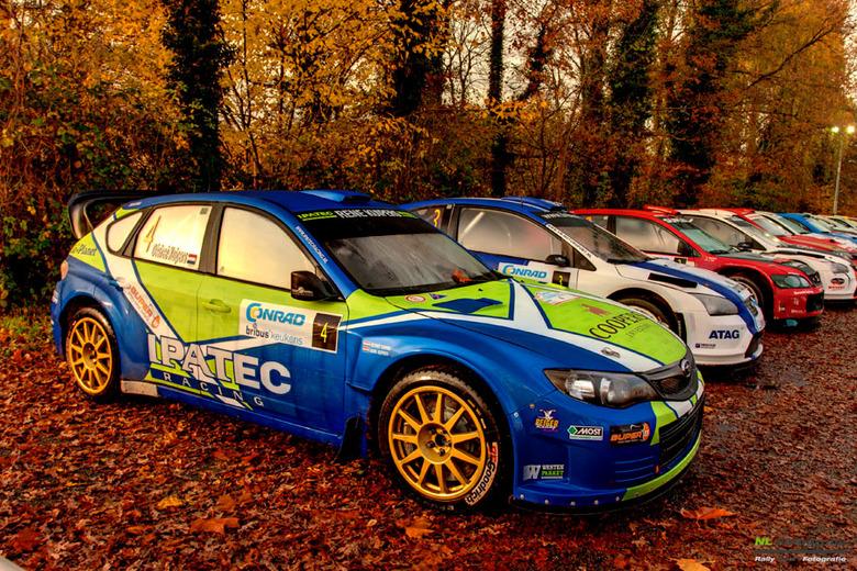 Herfst - Herfst tijdens de Twente Rally