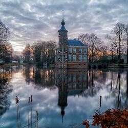 kasteel Bouvigne in Breda.
