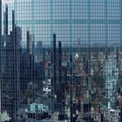 Rotterdam in reflectie
