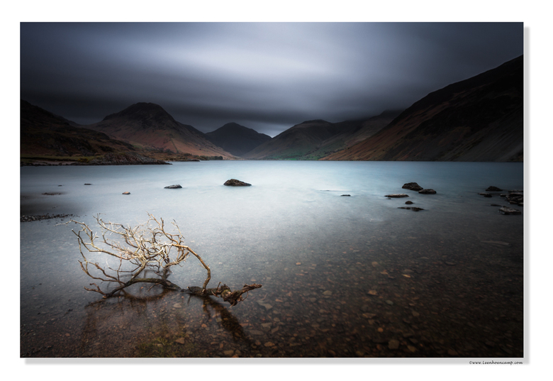 Lake District - Wast Water, Lake District Engeland
