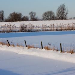 Winter in Empel (NB) 1