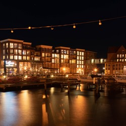 HDR foto Stadshaven