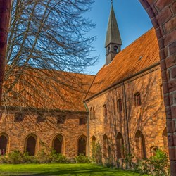 Klooster in Engeland