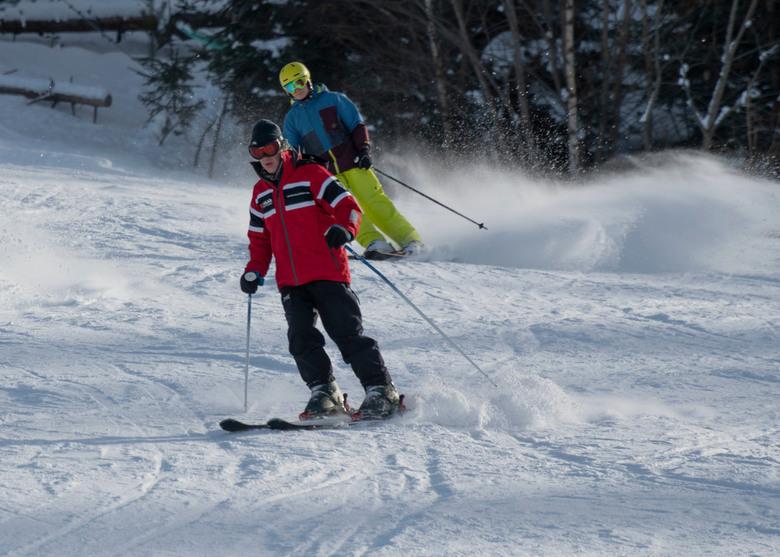 Wintersport - Skieën in Patscherkofel