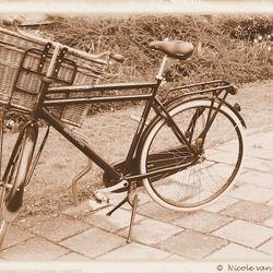 Nieuwe oude fiets
