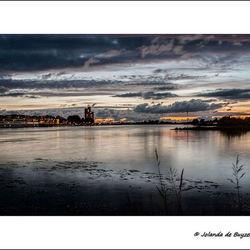 Evening in Kampen....