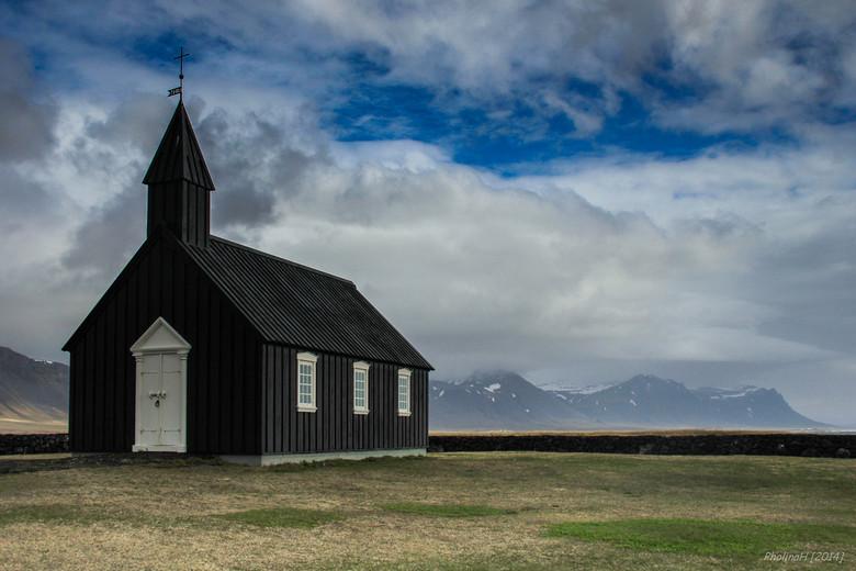 Budir IJsland