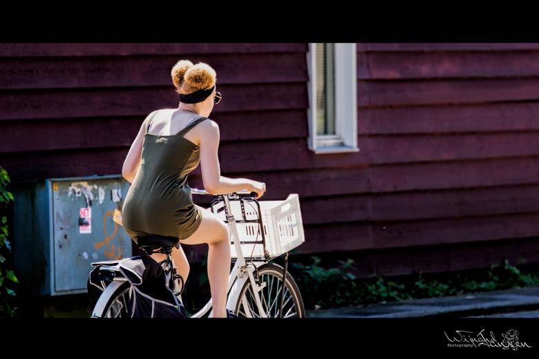Kroes bike