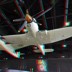Aircraft Nationaal Militair Museum 3D