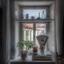 Het venster met de weegschaal