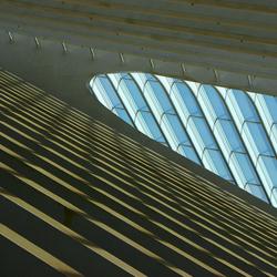 Gare Guillemins, Luik