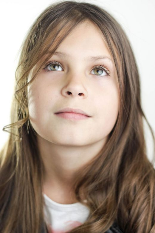 Daarboven - De laatste foto van mijn dochter tijdens onze oefensessie