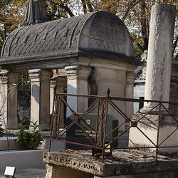 Begraafplaats Montmartre Parijs 2
